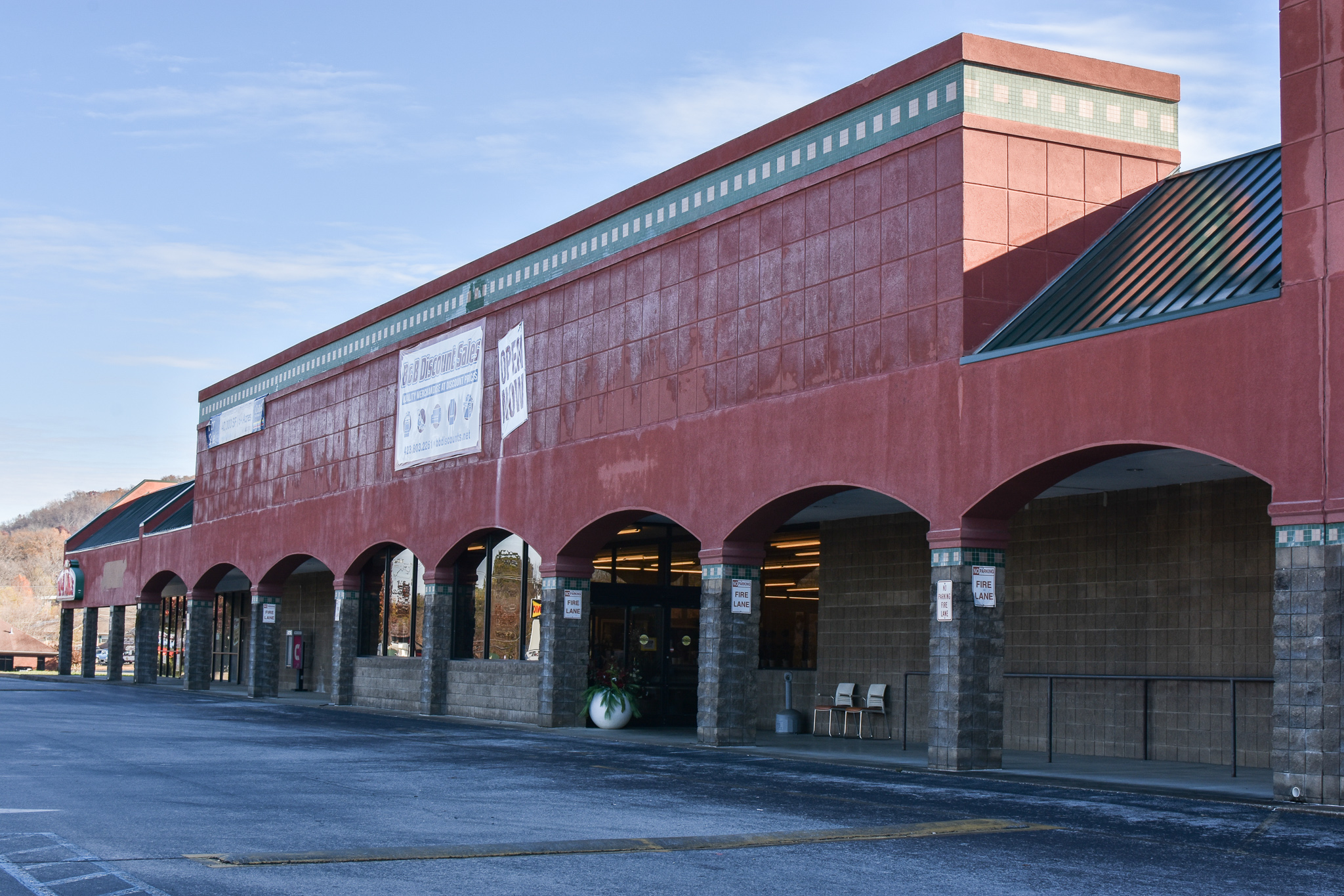 HIXSON PIKE |  Retail and Office Suites Available